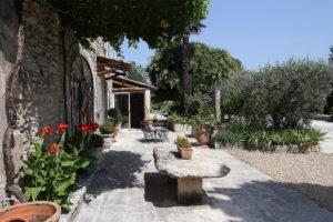 Location Mas de prestige Baux-de-Provence